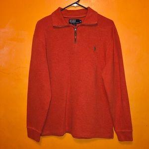 Polo by Ralph Lauren Quarter Zip Sweater